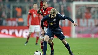 Leipzig verlängert mit Forsberg bis 2022