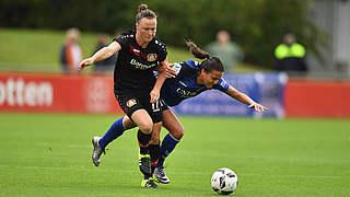 Leverkusens Hegering vor Jena-Duell: Sechs-Punkte-Spiel