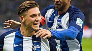 Stark verlängert bis 2022 bei Hertha