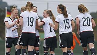 U 19 gegen Schottland: Dritter Sieg im dritten Spiel?
