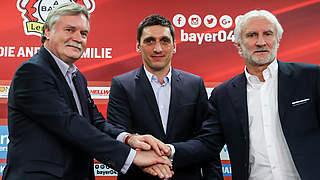 Korkut neuer Trainer in Leverkusen