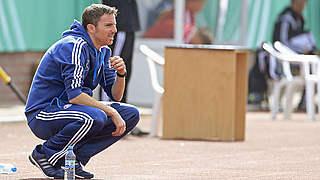 4:1 gegen Belgien: Erster Sieg unter Meikel Schönweitz