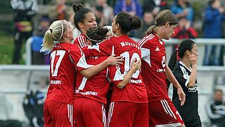 1. FFC Frankfurt erwartet Torres Calcio zum Achtelfinal-Hinspiel
