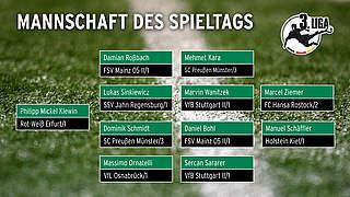 Preußen-Duo Schmidt und Kara zum dritten Mal dabei