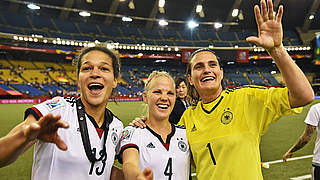 Sasic und Angerer dürfen bei Frauen-WM auf Auszeichnungen hoffen