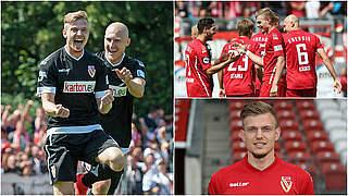 Cottbuser Patrick Breitkreuz ist Spieler des 2. Spieltags
