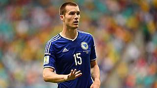 VfB holt bosnischen Nationalspieler Sunjic