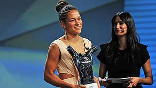 Sasic: Europas Fußballerin des Jahres ist keine Kleinigkeit