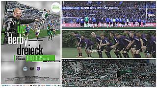 Im Derby-Dreieck: Starke Doku über die 3. Liga jetzt im Kino