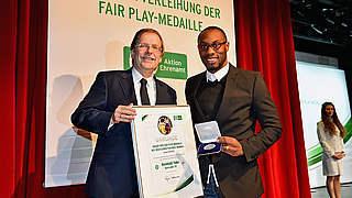 Götze lobt Fairplay-Preisträger Yabo: Überragender Sportsmann