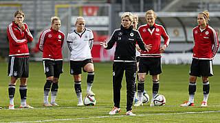 Öffentliches Training der DFB-Frauen in Essen