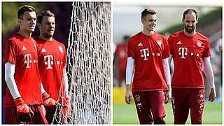 Christian Früchtl: Mit 15 im Trainingslager mit Manuel Neuer und Co.