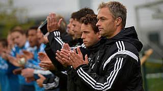U 16-Trainer Wück mit 22 Spielern zum UEFA-Turnier nach Portugal