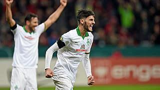 Grillitsch nach Werder-Pokalcoup: Bayern wäre mir nicht so lieb