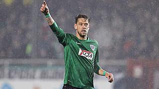Reichwein ist Spieler des 24. Spieltags