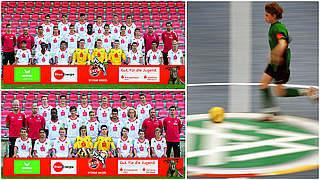 U 16-Trainer des 1. FC Köln: Sehe viele Vorteile beim Futsal