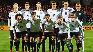 U 21: Wer wird Spieler des Färöer-Spiels?