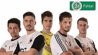 Futsal-Finale im Livestream auf DFB-TV