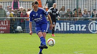SC Sand verlängert mit Pokal-Heldin van Bonn