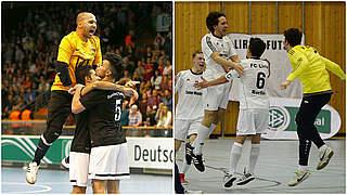 Futsal-Meisterschaft: Das sind die Finalisten