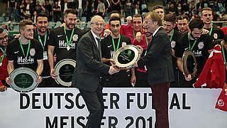Milkoreit: Futsal-Niveau weiter steigern