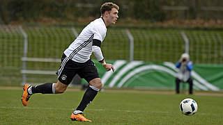 FCK holt U 20-Nationalspieler Dittgen