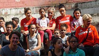 Video: Delegation besucht Favela in São Paulo