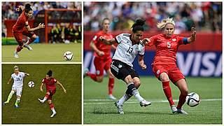Weltfußballerin 2015: Sasic in der Endauswahl