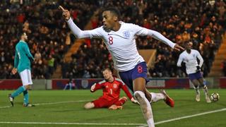 U 20 verliert gegen Weltmeister England