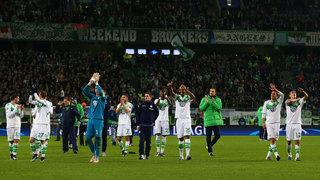 Wolfsburg holt sich Gruppensieg