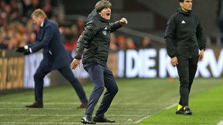 Deutschland feiert späten Sieg in den Niederlanden